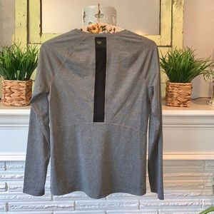 LUCY Mesh Accent Long Sleeve Running Tee